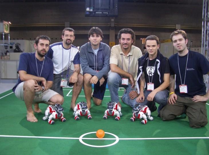 Robocup 2005 – Día 4 class=