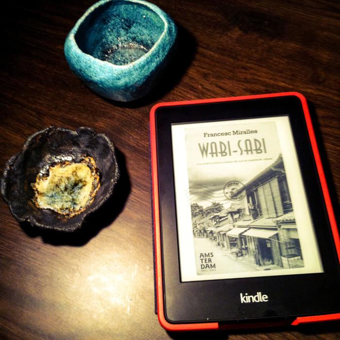 Wabi-Sabi la novela de Francesc Miralles class=