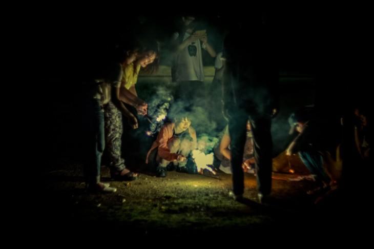 Fuegos artificiales de incienso – Senko hanabi class=
