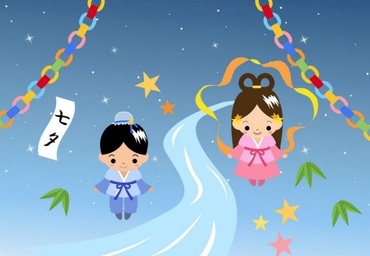 Tanabata, la noche de las estrellas y los deseos class=