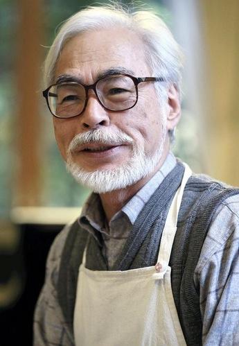 Hayao Miyazaki recibirá un Óscar honorario class=