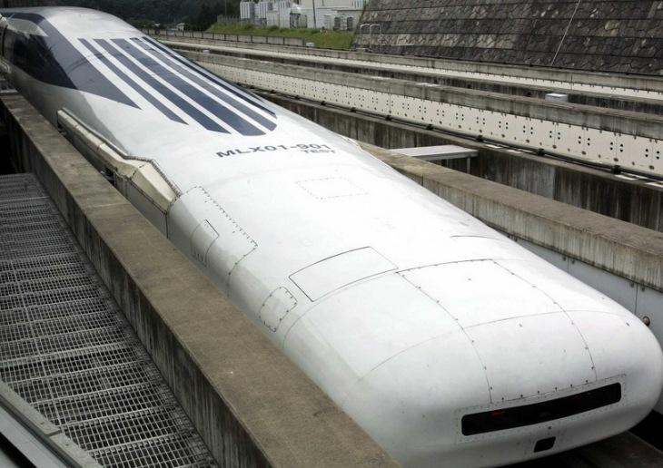 Comienza la construcción del tren más rápido del mundo class=