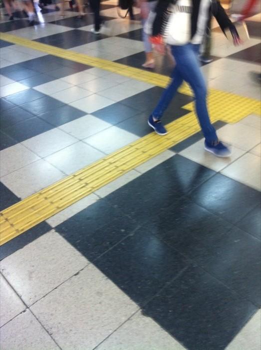 Líneas amarillas class=