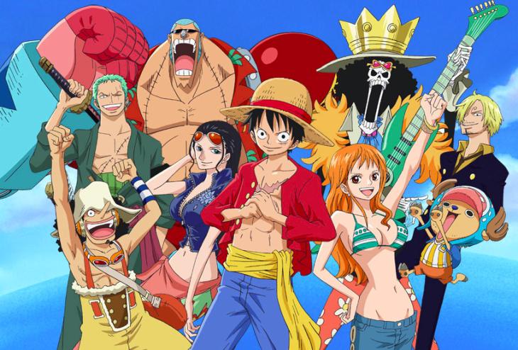 One Piece récord Guinness class=