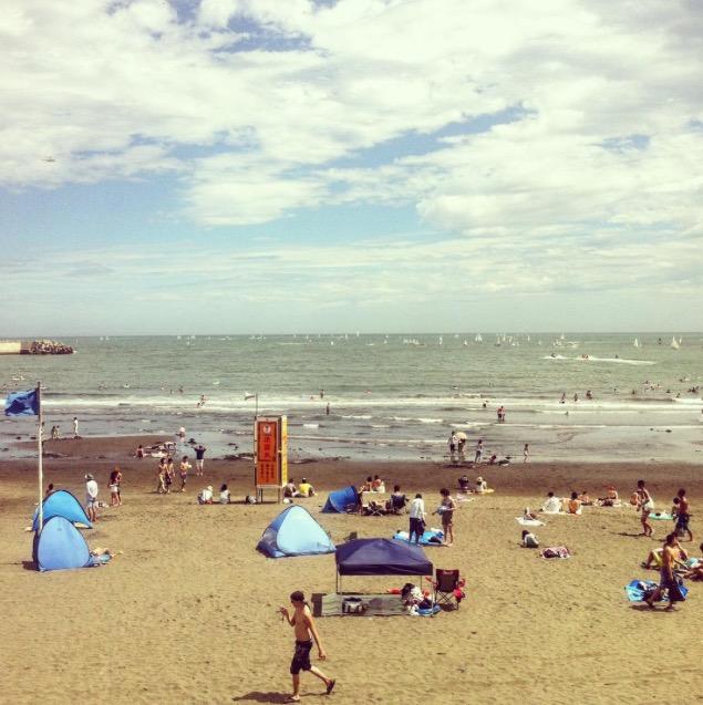 El día del mar – 海の日 class=