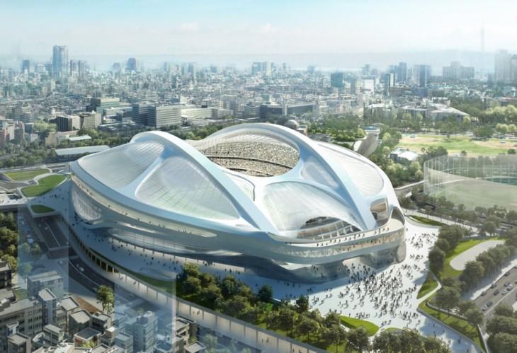 Meme del estadio Olímpico para el 2020 class=
