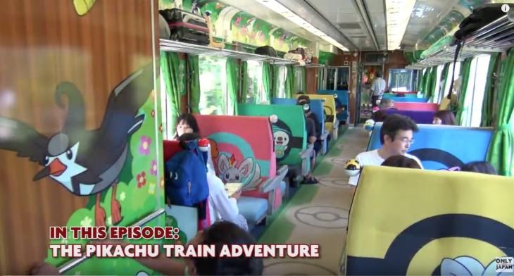 Tren de Pokémon class=