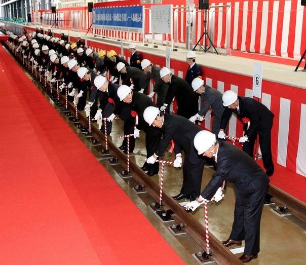 Tren bala llega hasta Hokkaido class=