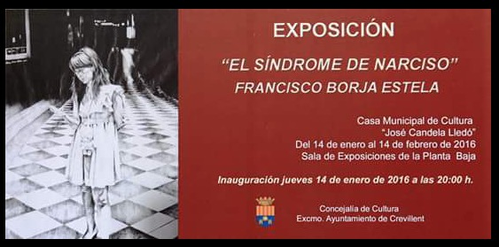 Exposición de Francisco Borja Estela class=