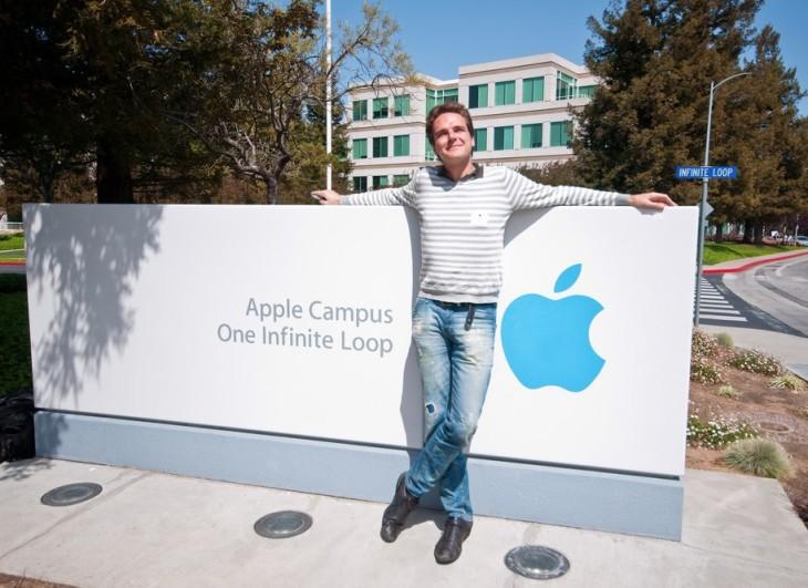 El chef de sushi de Steve Jobs class=