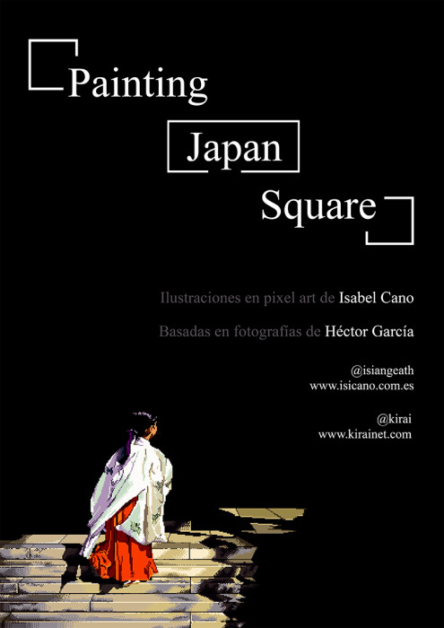 Exposición Painting Japan Square de Isabel Cano class=