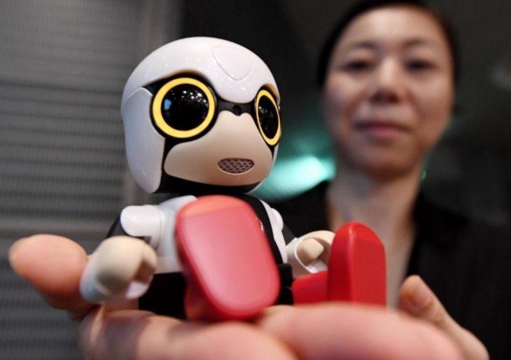 Kirobo mini, el robot de Toyota class=