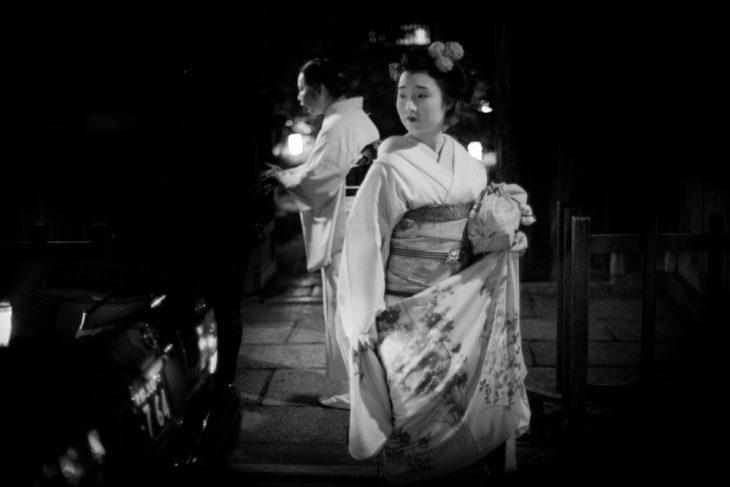 Mejores fotos del 2016 en Japón (Blanco y Negro) class=