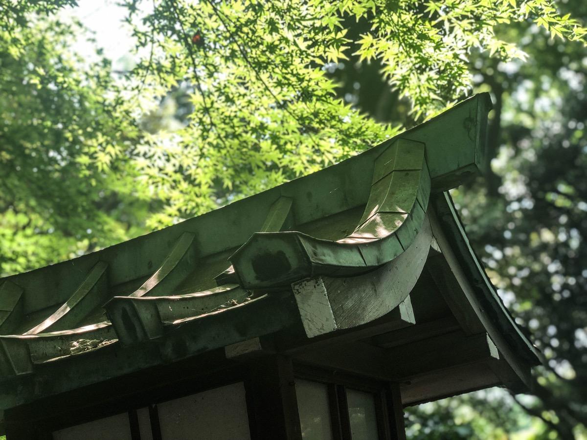 Templos e santuários do bairro - Kirai 5